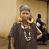 Taureg woman, Mali, West Africa.