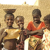 Youth students in Mali, West Africa.