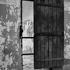 Cell doors at Eastern State Penitentiary. Philadelphia, PA. Apr 2016. Digital.