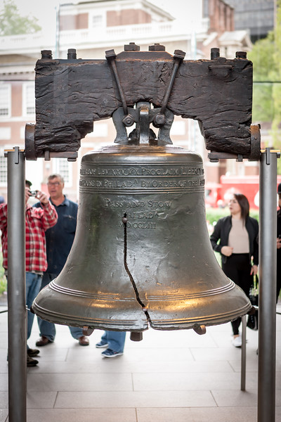 Liberty Bell! Philadelphia, PA. Apr 2016. Digital.