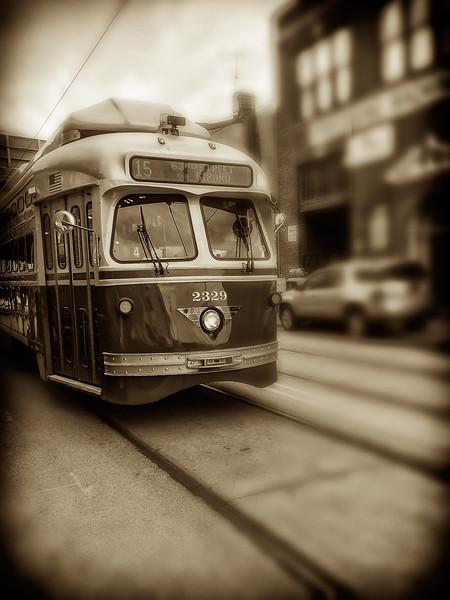 Frankford Avenue Trolley