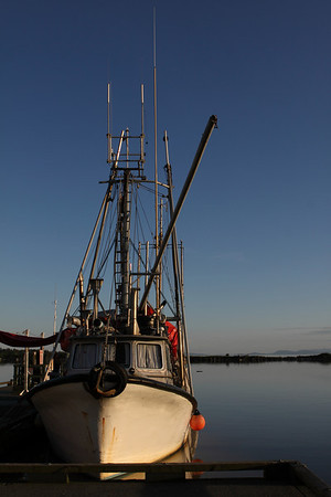 At the dock, Steveston Village