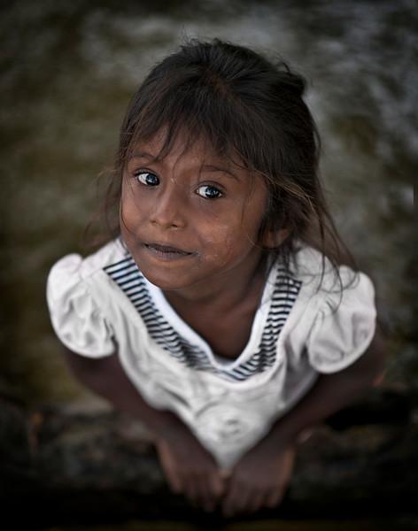 Sri Lankan girl.