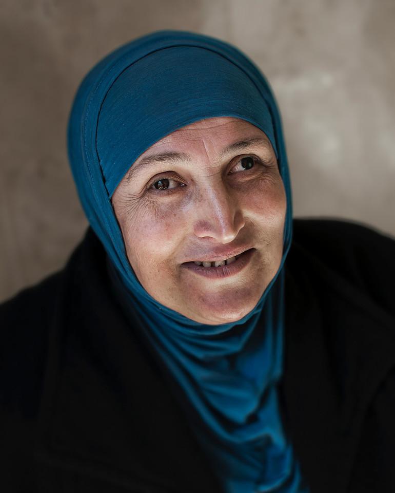 Palestinian, muslim doctor.