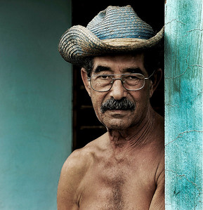Cuban farmer.