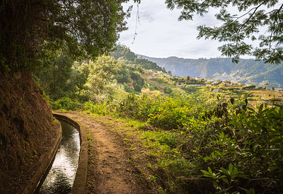 Levada do Castelejo