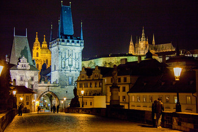 Available in gallery:    PRAGUE