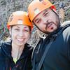 Cute couple......well, minus Jose! River Riders, Harper's Ferry, West Virginia, digital, 17-40mm lens, Mar 2014.