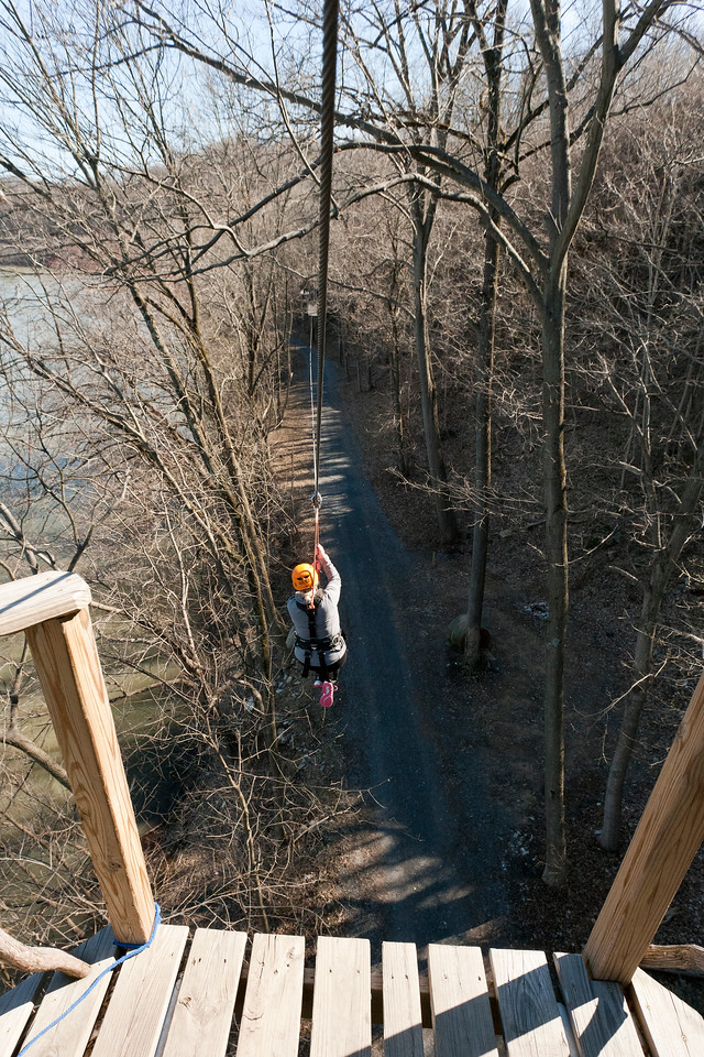 River Riders, Harper's Ferry, West Virginia, digital, 17-40mm lens, Mar 2014.