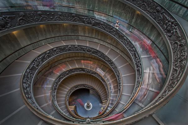 Giuseppe Momo Staircase