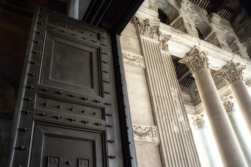 Bronze Doors of the Pantheon