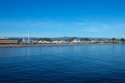 Santa Cruz Wharf & Boardwalk