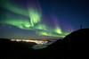 Aurora over Ilulisat, Greenland