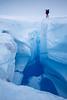Scenes from Greenland ice cap