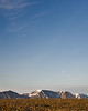 Strange Arctic landscape, Spitsbergen, Svalbard, Norway.