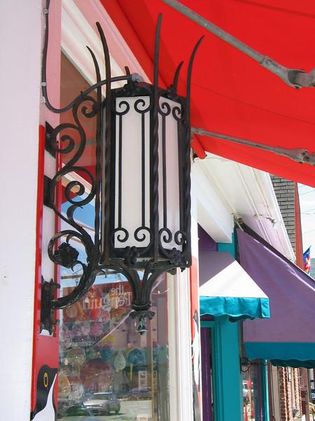 Storefront Lantern