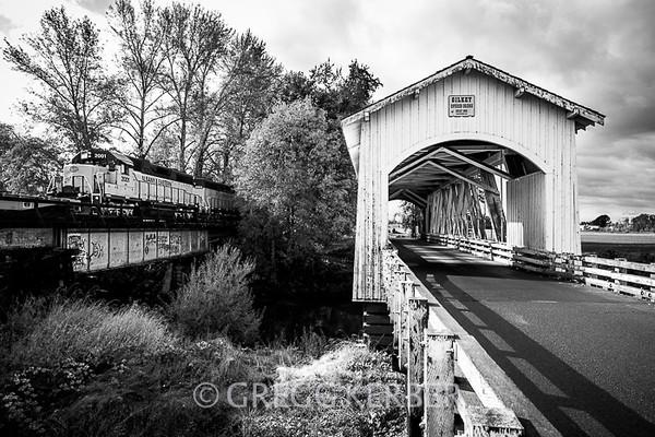 Scio Covered Bridges