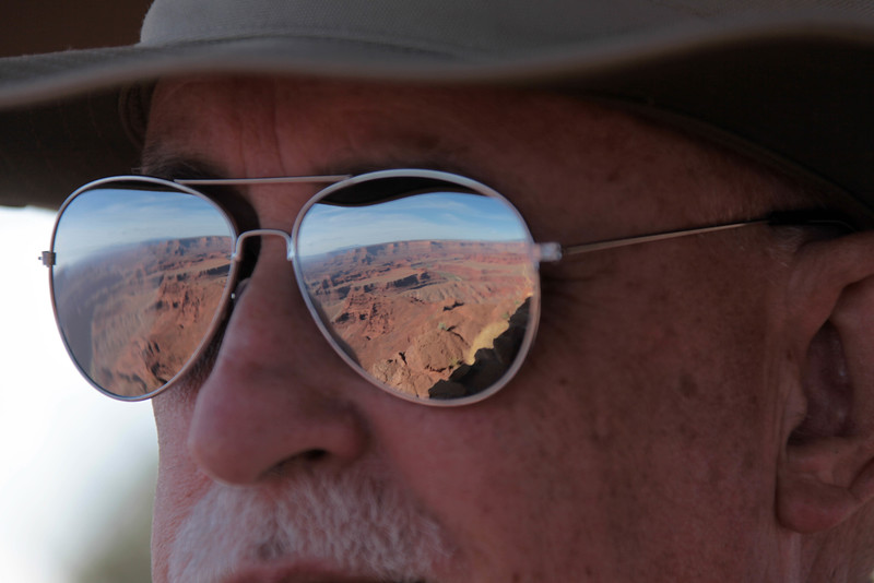 Shiny Shades in Canyonland