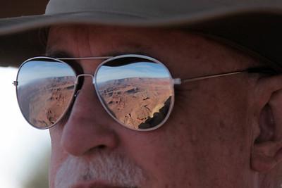 Shiny Shades in Canyonland