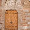 Gothic-style doorway 1