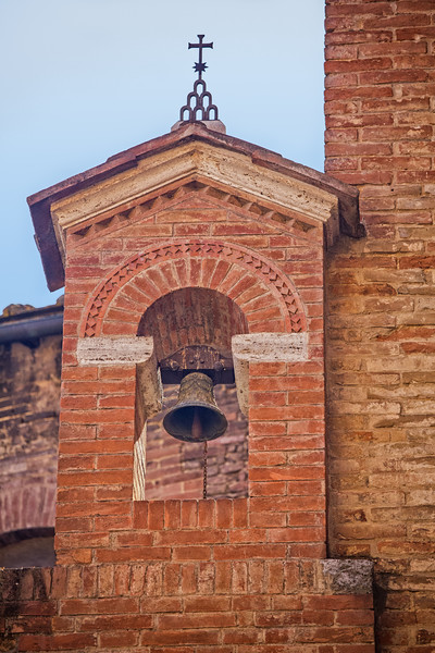 Bell Tower in Courtyard