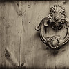 Old Town Door Knocker #2