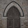 Gothic-style doorway 2