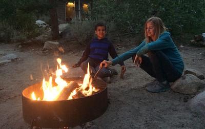 Nothing beats a good campfire