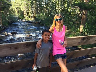 Aaron and Megan
