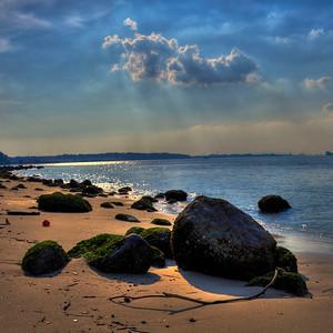 Punggol Promenade @ Punggol Point (Punggol Beach/End)
