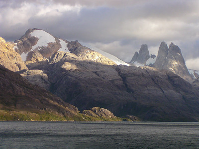 Fjords, Chile