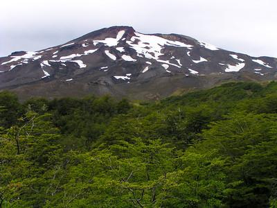 Volcán Quetrupillán