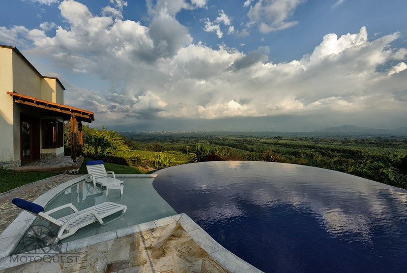 Private Mansion in Montenegro, Colombia