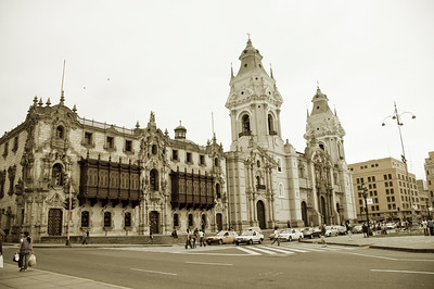 Palacio de Justicia (Palace of Justice)