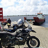 "Waiting for a the ferry in Maullin  , <a href=""http://www.motoquesttours.com/guided-motorcycle-tour.php?patagonia-chile-argentina-tour-23"">http://www.motoquesttours.com/guided-motorcycle-tour.php?patagonia-chile-argentina-tour-23</a>"