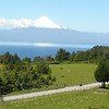 Lake Llanquihue and Mt. Osorno, Chile
