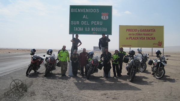 Welcome to Peru!