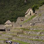 Inca ruins - Machu Picchu