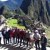"The adventurers at Machu Picchu <a href=""http://bit.ly/peruadventure"">http://bit.ly/peruadventure</a>"
