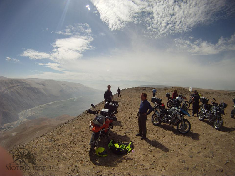 Day 2: Arequipa to Majes - Majes Valley