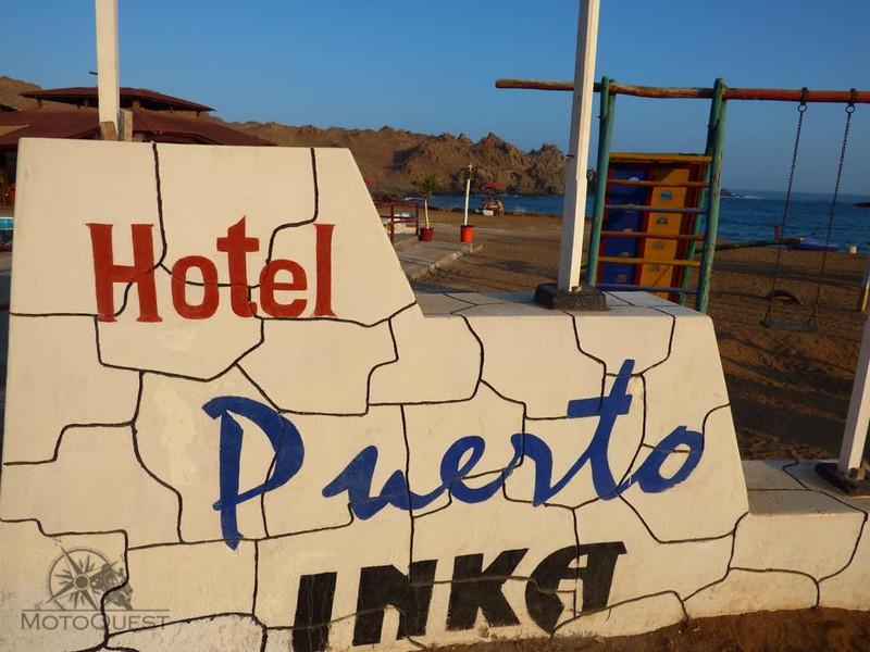 Day 3: Majes Hostal to Puerto Inka.