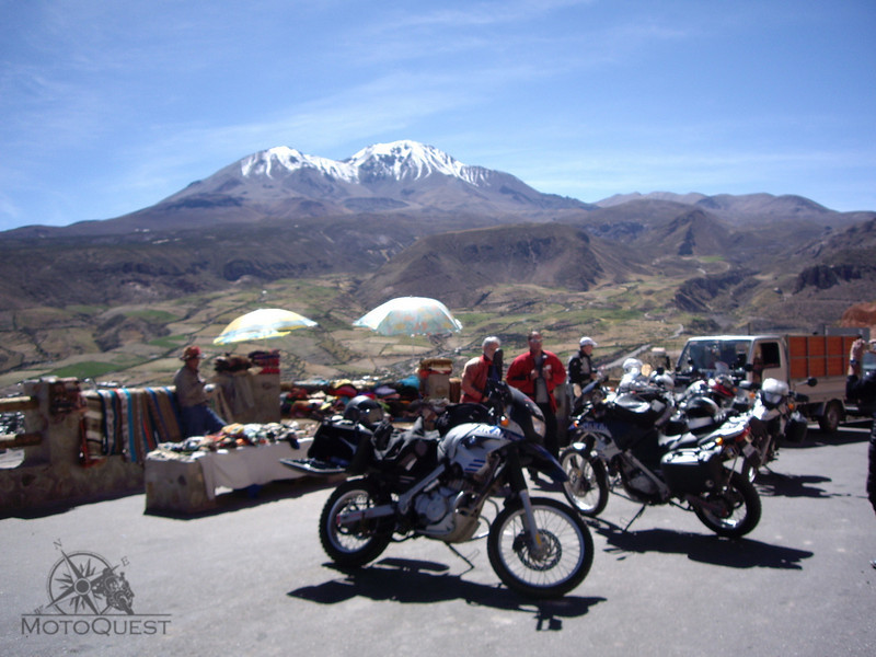 "Andes Volcano, Chile<br /> <br />  <a href=""http://www.motoquesttours.com/guided-motorcycle-tour.php?peru-machu-picchu-adventure-25"">http://www.motoquesttours.com/guided-motorcycle-tour.php?peru-machu-picchu-adventure-25</a>"