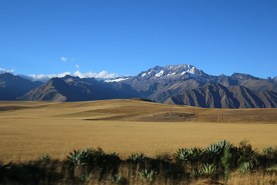 Urubamba Mountain Range
