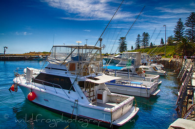 Kiama, A little town south of Sydney