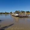 Wellington ferry crossing, South Australia