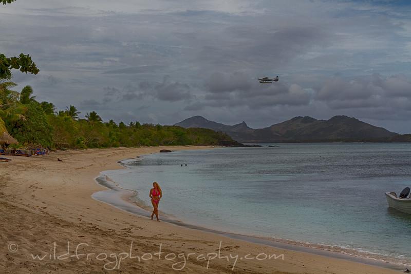 Blue Lagoon Beach resort Fiji