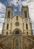 Saint-Joseph Cathedral, Nouméa, Grande Terre, New Caledonia.