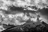 """Cloud Shreds"" III<br /> <br /> Haast Pass, South Island."