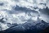 """Cloud Shreds"" II<br /> <br /> Haast Pass, South Island."