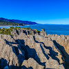 Putai Blowhole, Pancake Rocks New Zealand
